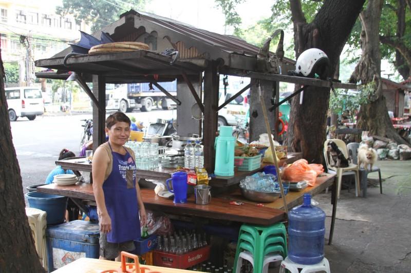 a small business vendor