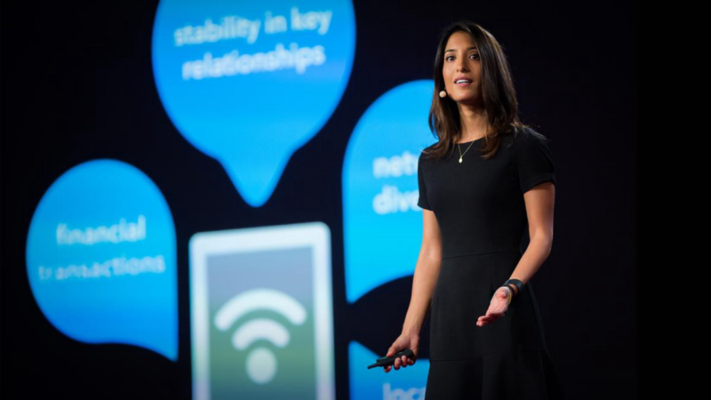 Shivani Siroya Tala CEO speaking