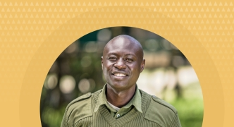 How Emmanuel turned one small opportunity into better life for his family